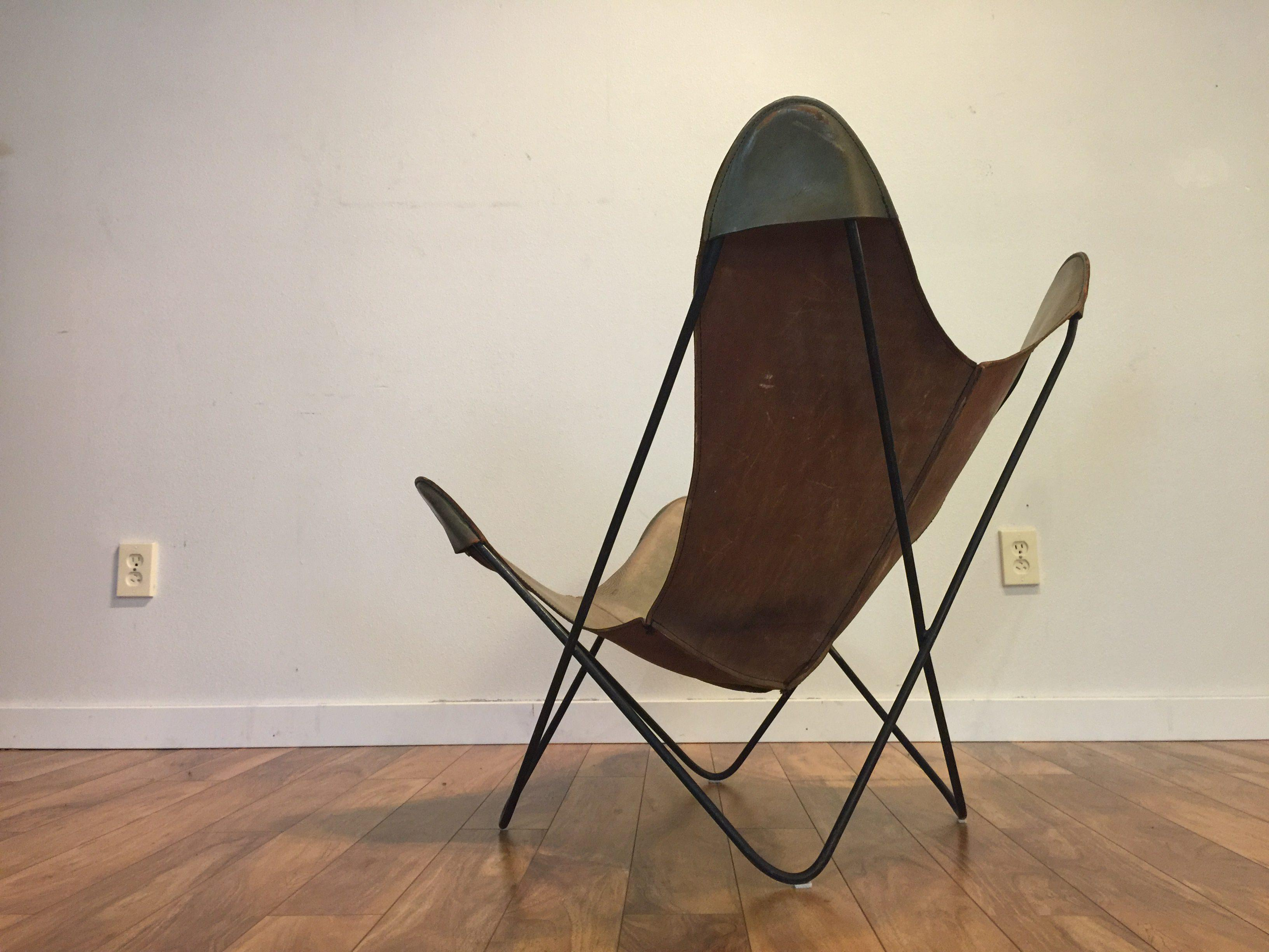 Vintage Knoll Butterfly Chair   Image 7 Of 11