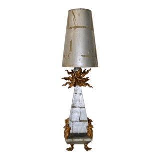 Salvador Dali Style Surreal Table Lamp