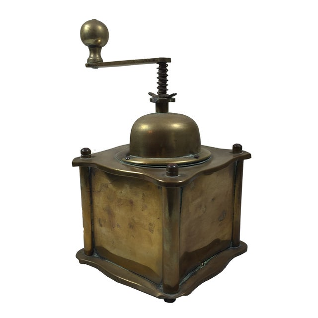 Victoria Kaveorlo Antique Coffee Grinder - Image 5 of 6