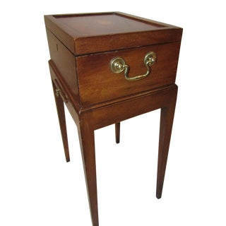 Maitland-Smith Regency Style Accent Table