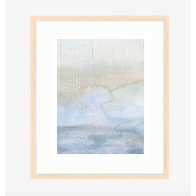 """Shorelines VI - Watercolor Print - 16"""" X 20"""" - Image 4 of 4"""