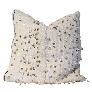 Moroccan Wedding Blanket Pillow IIV