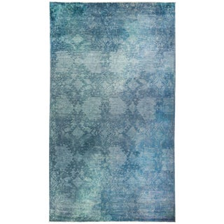 "Vibrance Hand Knotted Area Rug - 8' 3"" X 14'"