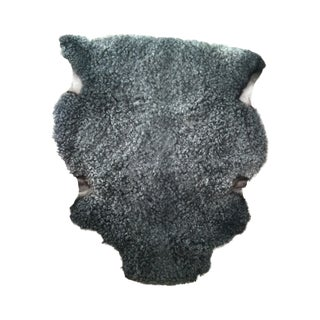 Gotland Sheepskin Throw Pelt -  2′8″ × 3′5″
