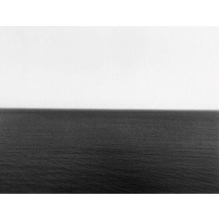 Time Exposed: #301 Caribbean Sea, Jamaica, 1980, lithography by Hiroshi Sugimoto