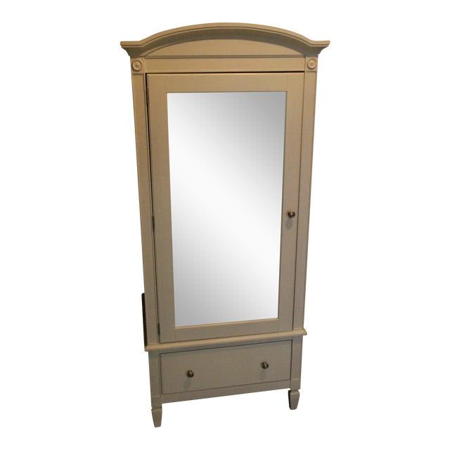Custom Made Ebbett Design Mirrored Armoire - Image 1 of 6