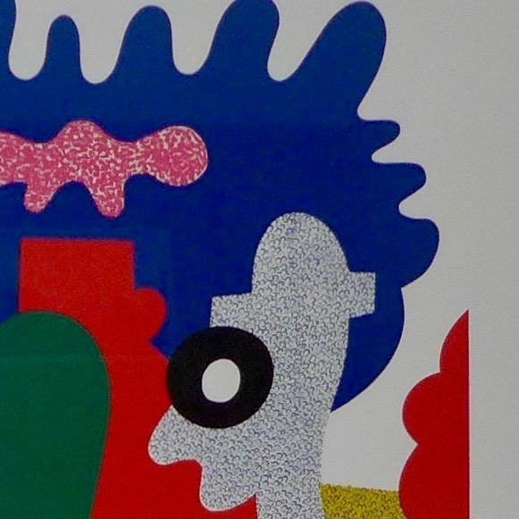 """Otmar Alt """"Der Wolken Elephant"""" Serigraph - Image 6 of 8"""