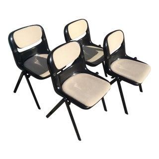 Castelli Vertebra Dorsal OPENArK Chairs - Set of 4