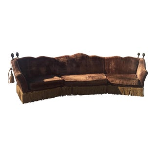 Safahieh Gothic Sectional Sofa