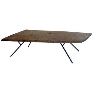 Plank Modern Coffee Table