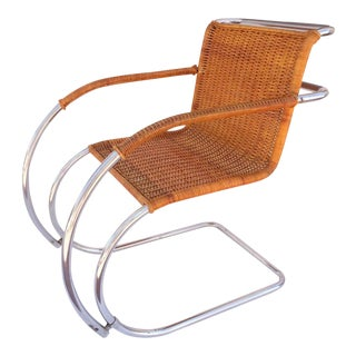 MR20 Lounge Chair by Ludwig Mies van der Rohe