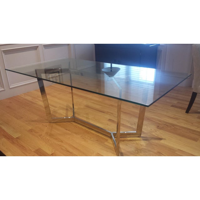 Mitchel Gold Bob Williams Townsend Dining Table - Image 2 of 5