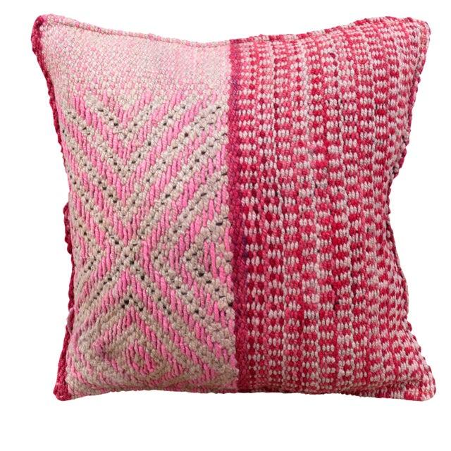 Image of Peruvian Frazada Pillow