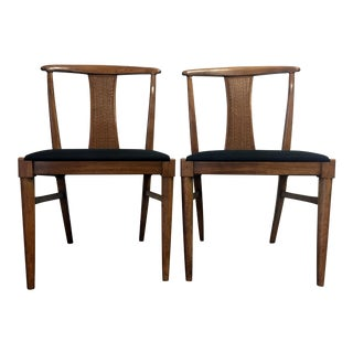Vintage Thomasville Mid-Century Dining Chairs