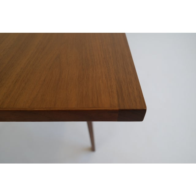 Norman Cherner Dining Table - Image 4 of 11