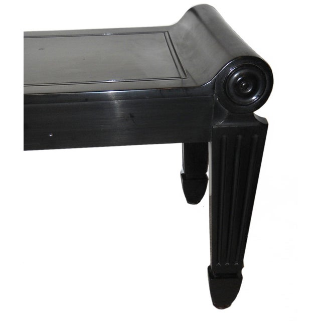 Image of Hollywood Regency Style Coffee Table