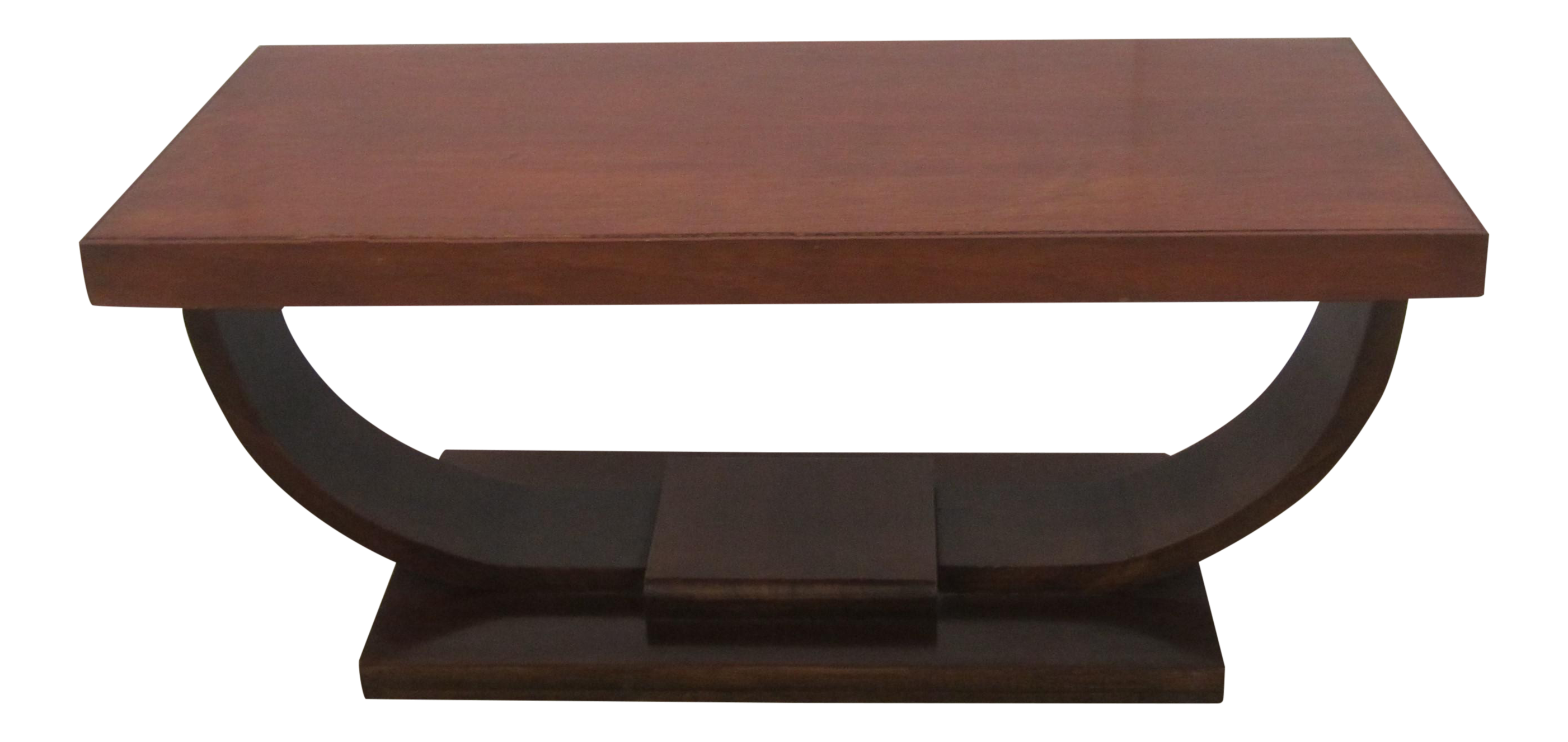 1940s Art Deco Coffee Table