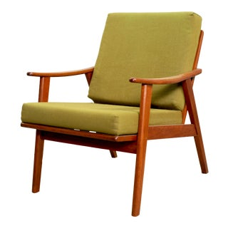 Mid-Century Danish Arm Chair