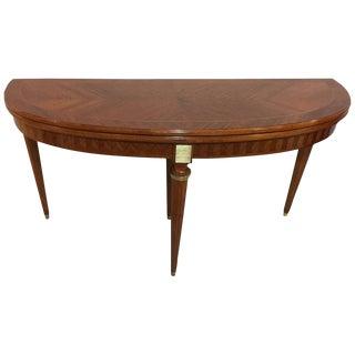 Maison Jansen Demi Lune Console/Dining Table
