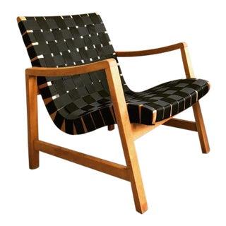 Jens Risom Webbed Lounge Chair