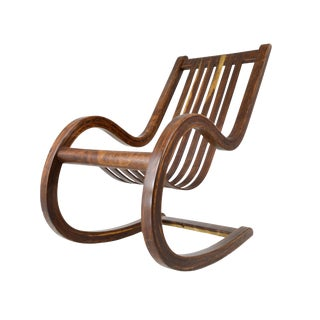 Mexican Rocking Chair