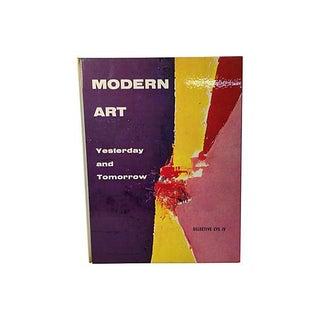 Modern Art: Yesterday & Tomorrow 1960