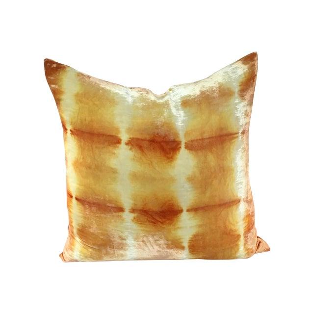 Kevin O'Brien Ombre Velvet Pillow - Image 1 of 7