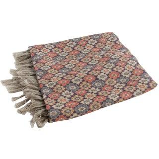 Anatolia Linen Throw
