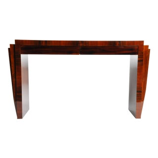 Mid-Century Style Console
