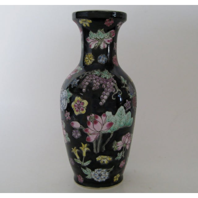 Vintage 1970s Chinese Porcelain Vase - Image 2 of 6