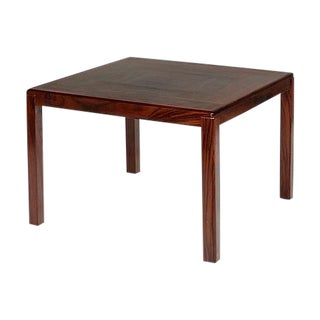 1960s Danish Rosewood Side Table