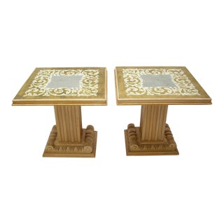 1940s Grosfeld House Matching Tables