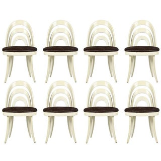 Harvey Probber Dining Chairs - Set of 8