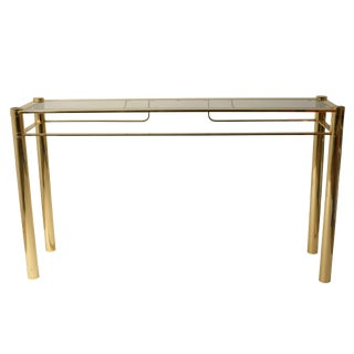 Romeo Rega Gilded Console Table