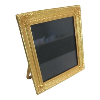 Gold Sterling Pewter Frame