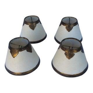 Custom Bulb Lamp Shades - Set of 4