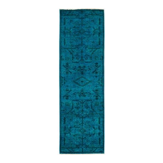 "Vibrance Hand Knotted Runner Rug - 2' 5"" x 7' 10"""