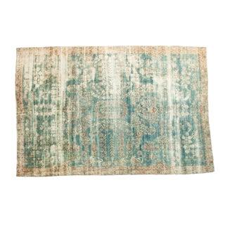"""Antique Kerman Carpet - 8'2"""" x 12'2"""""""
