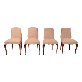 Set of Four Dining Chairs Chairs by Arturo Pani