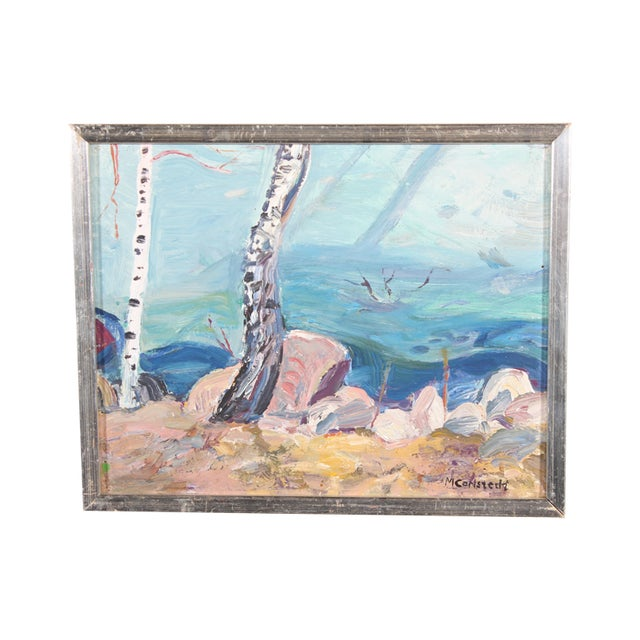 Image of Carlstedt Ice Edge Painting
