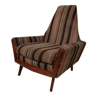 Adrian Pearsall Style Mid-Century Arm Chair