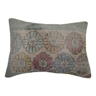 Art Deco Turkish Rug Pillow