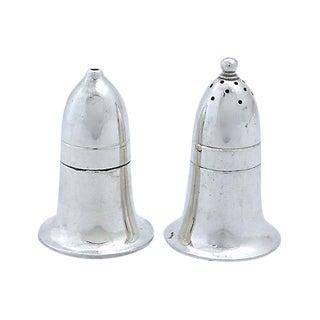 Mappin & Webb Art Deco Salt & Pepper Shakers