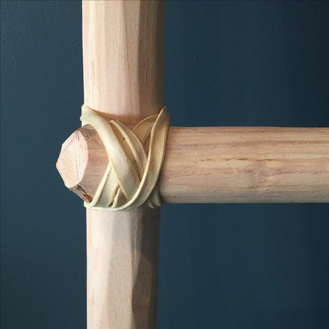 Bamboo Ladder - Image 5 of 7