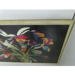 Image of Multicolor Floral Painting by Aldrich Jenkins