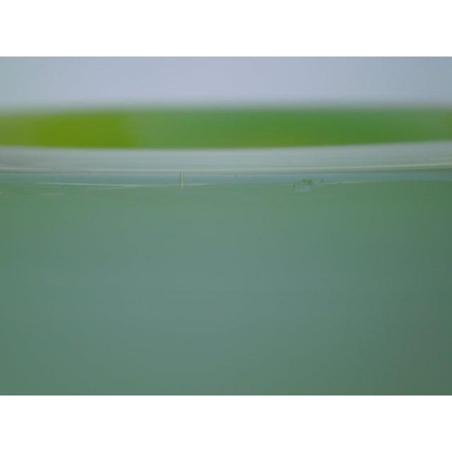 Archimede Seguso Murano Glass Geode Ashtray - Image 11 of 11