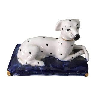 Staffordshire Style Porcelain Dalmatian