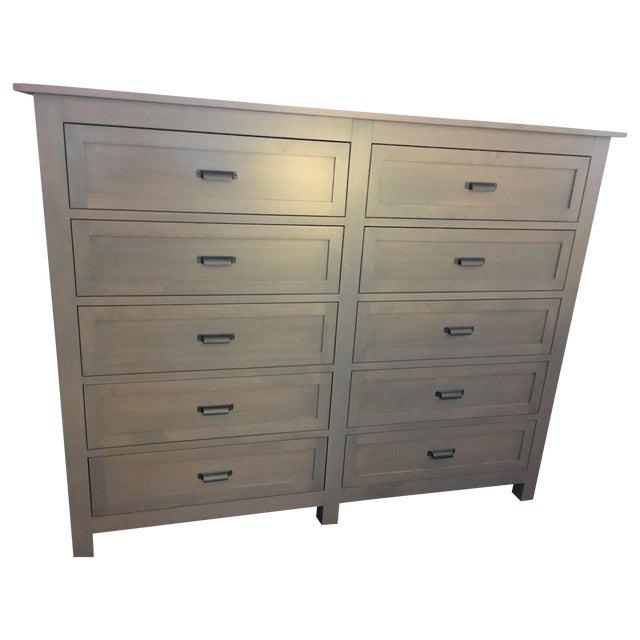 Image of Room & Board 10 Drawer Bennett Dresser