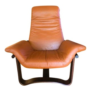 Scandinavian Modern 'Manta' Chair by Ingmar Relling for Westnofa