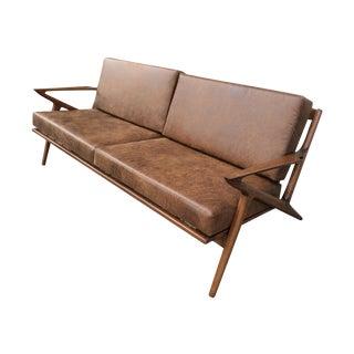 Mid Century Style Z Sofa